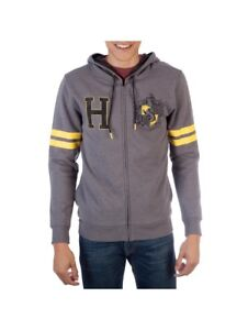 Harry Potter House Hufflepuff Unisex Pullover Black Hoodie