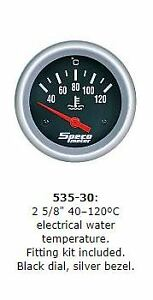 SPECO-2-5-8-034-PERFORMANCE-ELECTRIC-WATER-TEMP-GAUGE-P-N-535-30