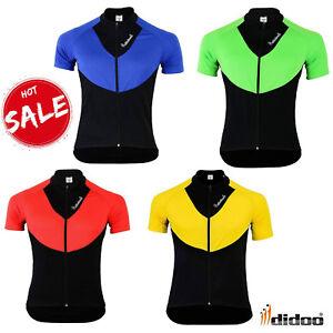 3955d7809 2018 New mens cycling jersey short sleeve sportswear top pro racing ...