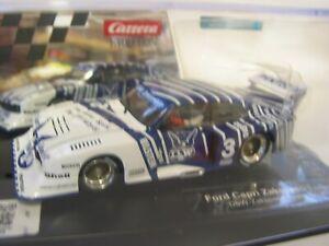 Carrera-20027605-Ford-Capri-Zakspeed-3-NUEVOS-Y-EN-CAJA-COMPATIBLE-SCALEXTRIC