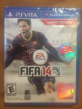 Brand New!!! FIFA 14: Legacy Edition (PS Vita, 2013) Factory Sealed!!!