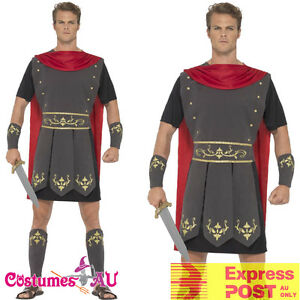 Mens-Roman-Gladiator-Costume-Hercules-Toga-Medieval-Halloween-Soldier-Outfits