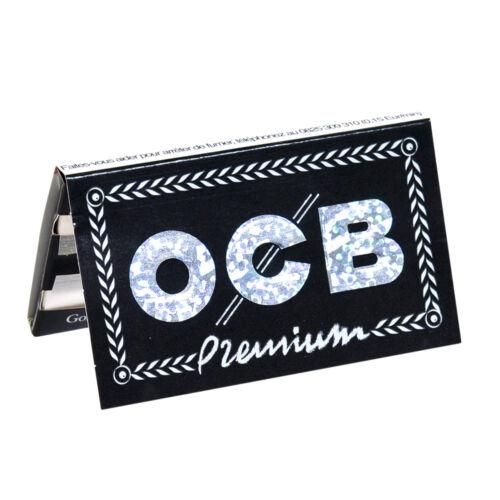 OCB Double Premium Lot de 20 ou 25 Carnets  Au Choix