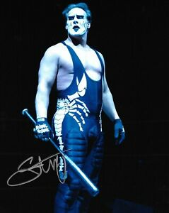 Sting-WWF-WWE-Autographed-Signed-8x10-Photo-REPRINT