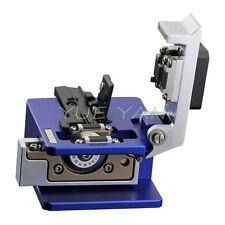 High Precision Fiber Cleaver Fiber Optic Cutting Tools Cutter 16 Surface Blade