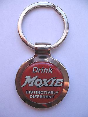 Moxie Soda Key Chain Moxie Soda Key Chain Moxie Drink Moxie Logo Keychain