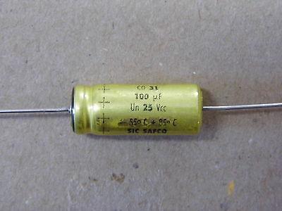 Lot x10 capacitor condo condensateur chimique 330µF 330uF 330MF 50v 105°C