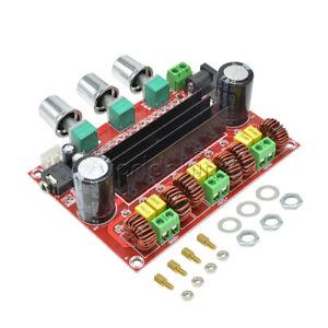 100W 2.1 Channel Digital Subwoofer Power Amplifier Board LE Tpa3116D2 2X 80W