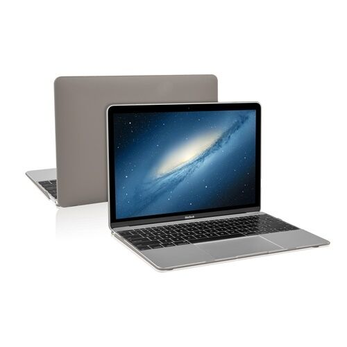 """Rubberized Matte Hard Case Cover for New Macbook 12/"""" with Retina Model A1534"""