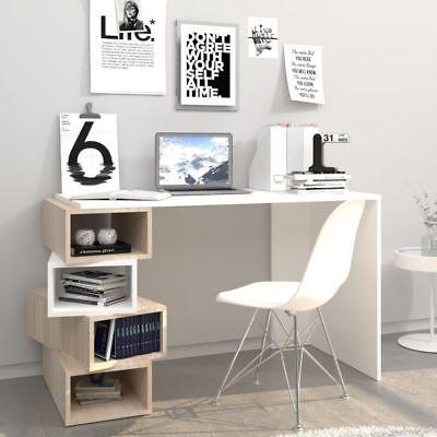 DONNY scrivania moderna con libreria incorporata per CAMERETTA ragazzi | eBay