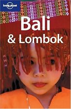 Bali and Lombok (Lonely Planet Regional Guides),Philip Goad, Lisa Steer-Guerard