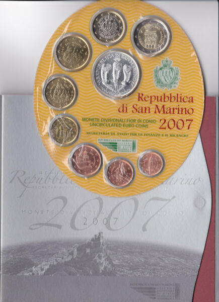Amical Bu Saint Marin 2007. Vous Garder En Forme Tout Le Temps