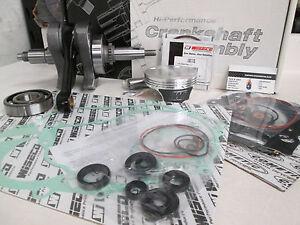 YAMAHA RAPTOR 660 ENGINE CRANK SHAFT CONNECTING ROD KIT 2001