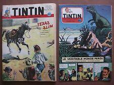 TINTIN France  collection équivalence n° 15