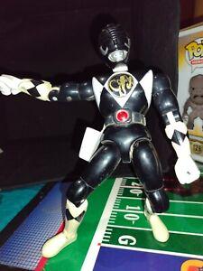"Mighty Morphin Power Rangers Karate Choppin' Blue Ranger Action Figure 8"""