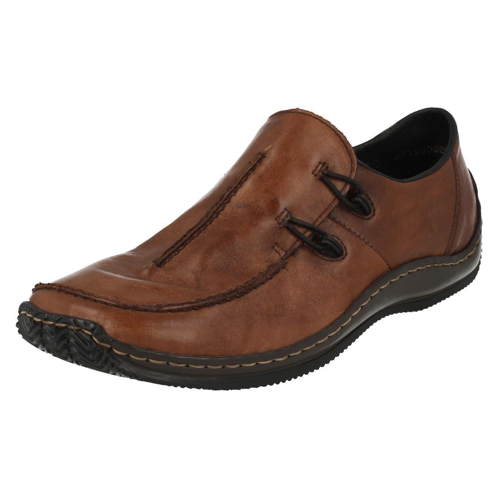 Rieker L1751 Chaussure à Enfiler Cuir