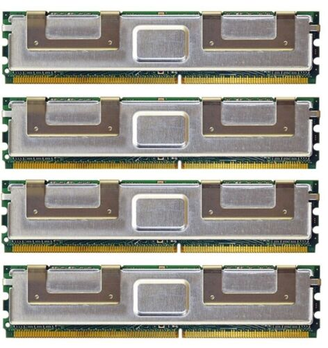 NEW 16GB 4x4GB PC2-5300 ECC FULLY BUFFERED HP Workstation xw8600 NOT FOR PC