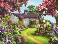 Jigsaw Puzzle Landscape On A Clear Day 300 Piece