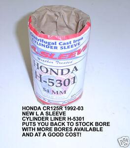 LA SLEEVE H5301 CAST IRON CYLINDER LINER ADVANCED 3334FA HONDA
