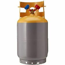 30 Lb Refrigerant Recovery Tank Without Float Switch Amp Fl M Free Shipping