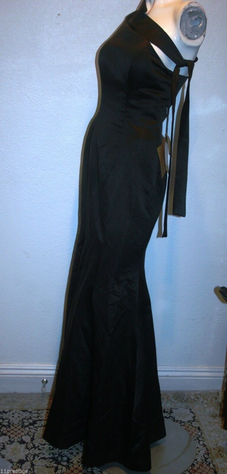 LIGHT IN THE BOX WEDDING & SPECIAL OCCASION WOMEN LONG MAXI FORMAL DRESS BLACK 6