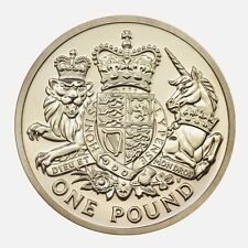 2015 £1 COIN 5TH FIFTH PORTRAIT JODY CLARK RARE ONE POUND UNCIRCULATED zz