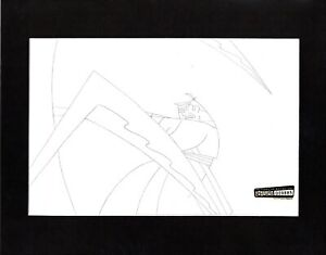 Samurai Jack Production Animation Cel Drawing from Cartoon Network 2001-2004 5