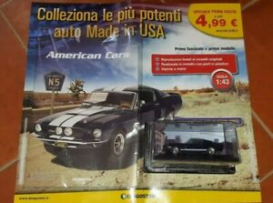 N-1-Issue-American-Cars-Ford-MUSTANG-Shelby-GT500-1967-Auto-Made-IN-USA