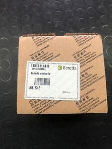 B81642 SCALDABAGNO BERETTA SCHEDA CONTROLLO PTC P-700 ART