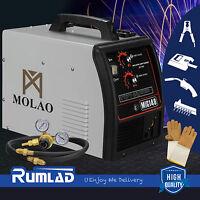 Mig 140 Wire-feed Mig Welder-115v Welding Machine W/free Gloves