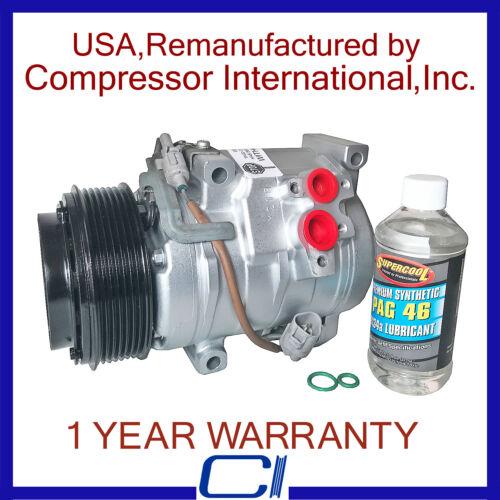 2010-2016 4Runner 4.0L,2010-2014 FJ Cruiser 4.0L OEM Reman A//C Compressor