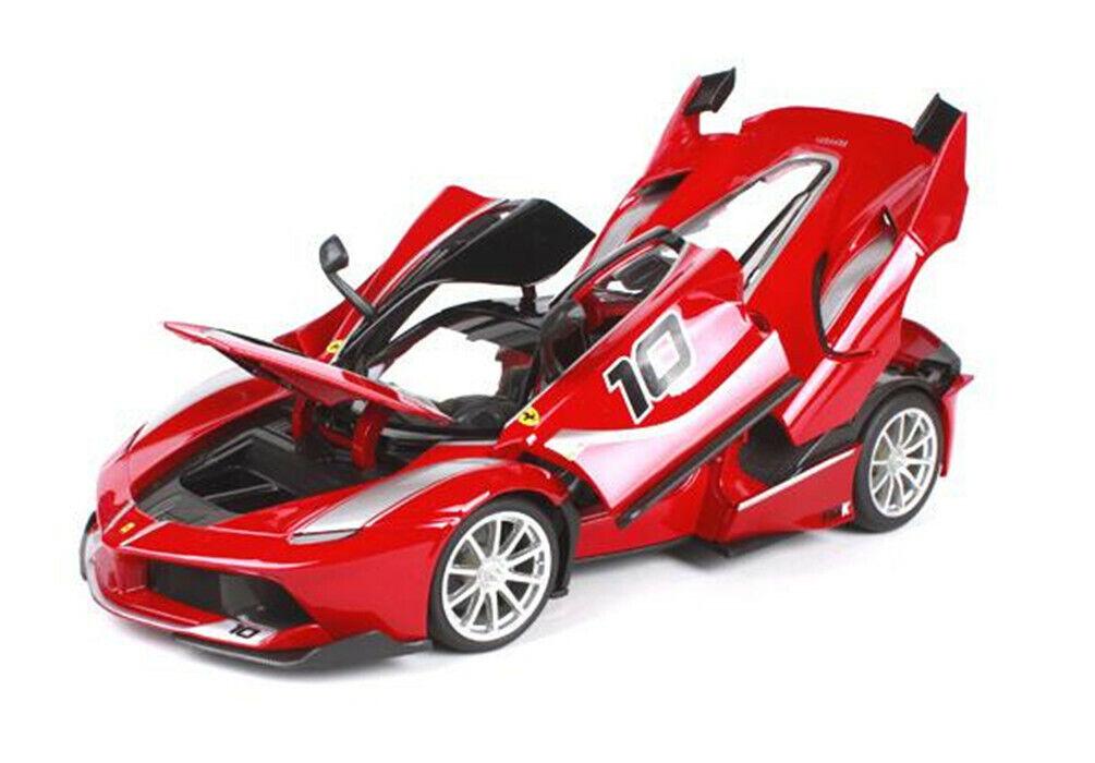 Bburago 1 18 Ferrari FXX K 10rojo DIECAST RACING coches vehículos Niños Juguetes Regalos