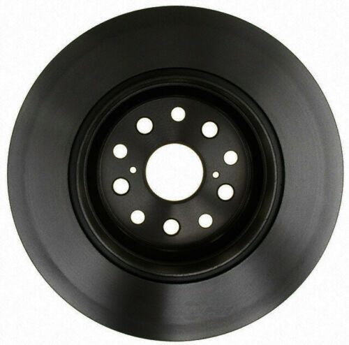 Disc Brake Rotor-Black Hat Rear Left ACDelco Pro Brakes 18A2700