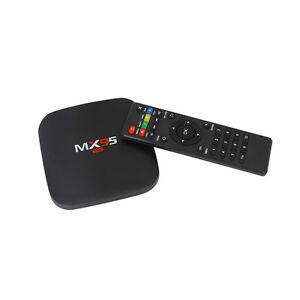 MX95 MINI S805 8GB Wifi Android4.4 Quad Core Smart TV Box Media Player Streamer