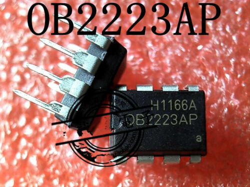 10 pcs New OB2223AP 0B2223AP DIP-8 ic chip