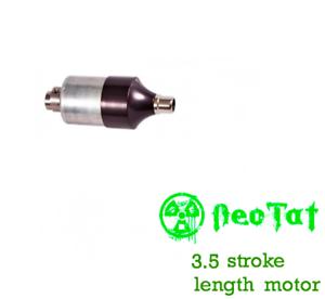 NEOTAT 3.5 mm Stroke Motor Cartridge for Vivace Tattoo Machine RCA ...