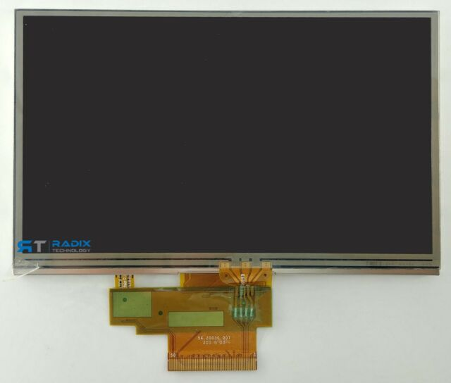 5inch Completo Pantalla LCD + Táctil Digitizer Para Tomtom Tom Start 25 Via 135