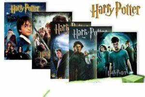 HARRY-POTTER-5-PRIMERAS-PELIS-DVD-NUEVAS-PRECINTADAS