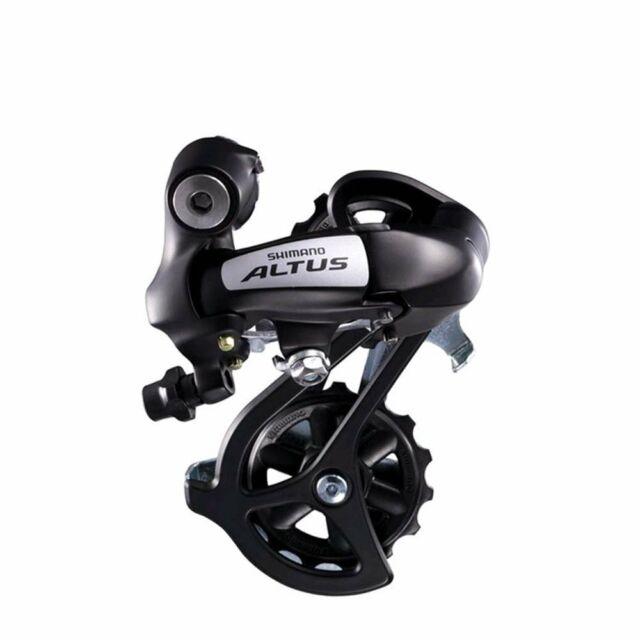 Shimano Black Tourney  RD-M370 9//27 Speed MTB Bicycle Rear Derailleur Bike Parts