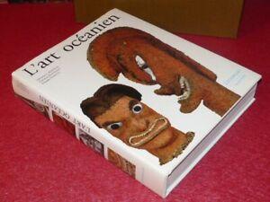 [Mazenod Ciudadelas] Kaeppler Kaufmann Newton ARTE Oceanía Bonito Libro 1993 Tbe