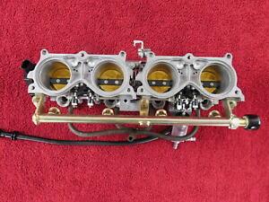 Details About Fuel Injection Throttle Body Bodies Nice 05 06 Cbr600 Cbr600rr 600rr Rail