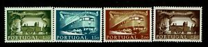 Portugal-SC-818-821-Mint-Hinged-Hinge-Remnant-see-notes-S6353