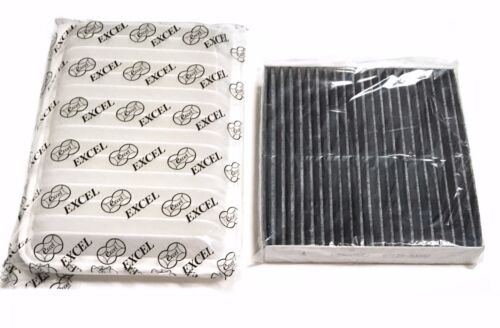 COMBO SET Engine&Carbonized Cabin Air Filter For Toyota Camry 07 ...