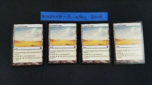 4x-Secluded-Steppe-Commander-MTG-Magic-The-Gathering-Cards