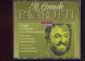 PAVAROTTI-VERDI-I-LONGOBARDI-ALLA-PRIMA-CROCIATA-DOPPIO-CD-APERTO-NON-SIGILLATO