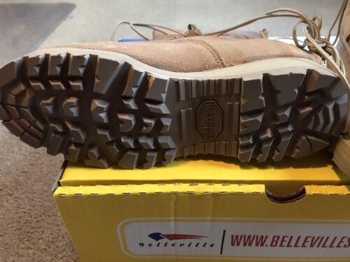 New USGI Belleville Military Surplus Combat Infantry Boots Size Mens 5 Made USA