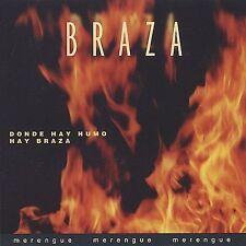 Donde Hay Humo Hay Braza CD