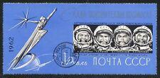 Sovjetunie Block 31 A gestempeld motief ruimtevaart