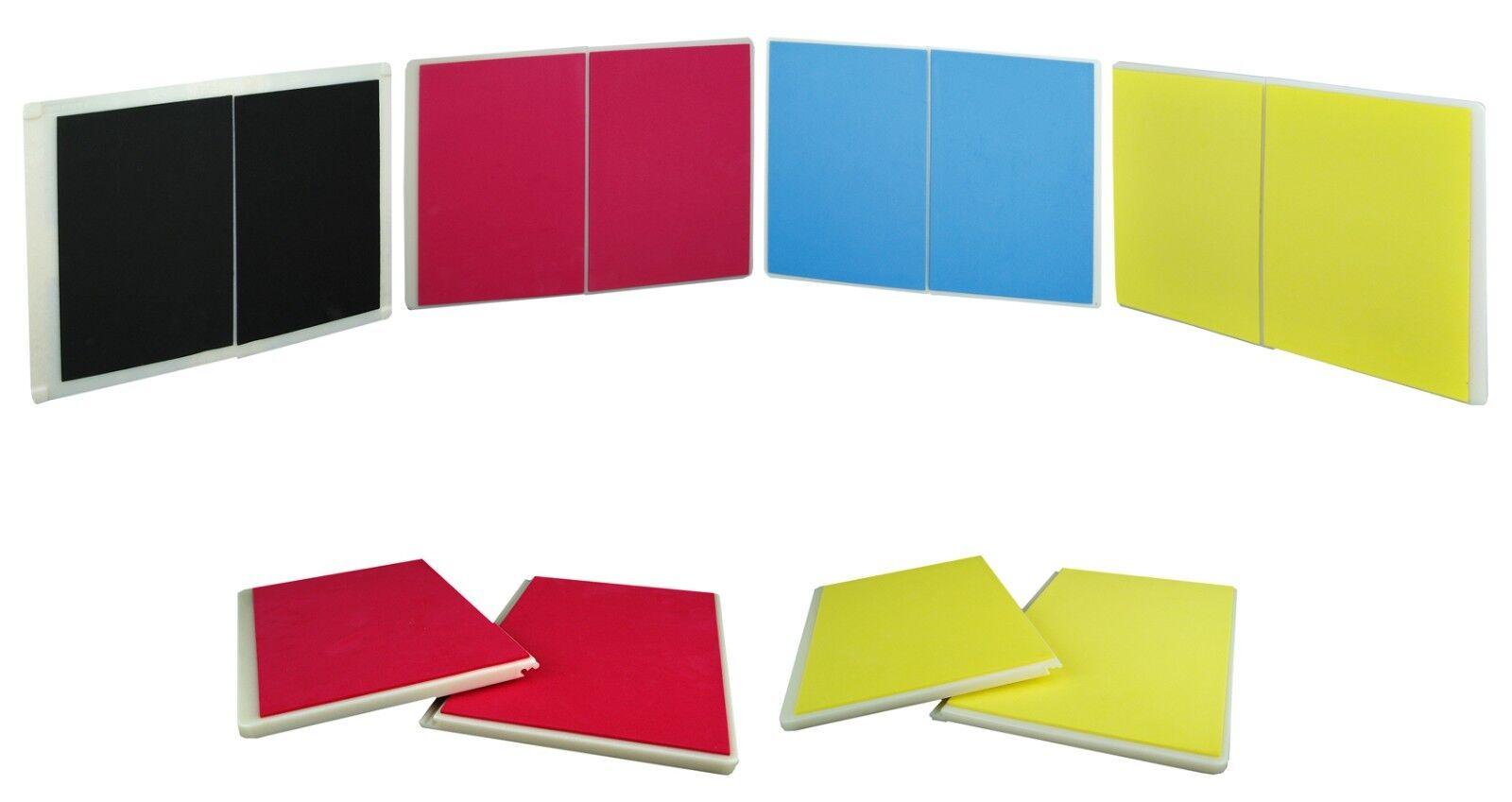 PROWIN Set of 4 Rebreakable Breaking Boards for Martial Arts Karate TKD Training