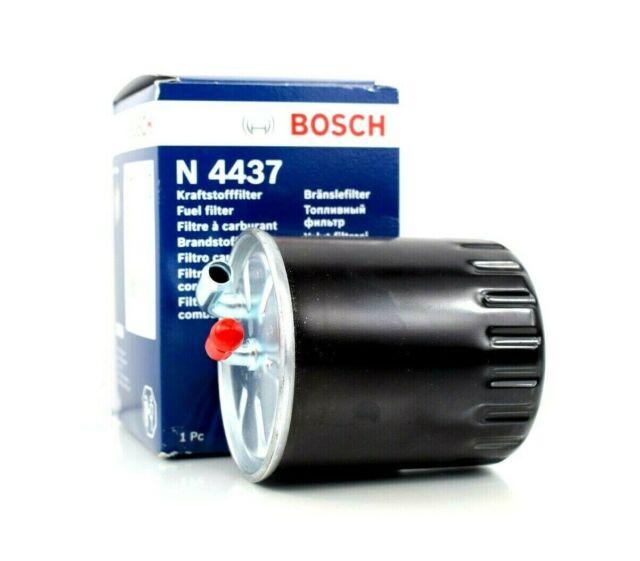 Mercedes C E ML GLK Class Diesel Fuel Filter New Bosch 6510902952
